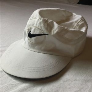 VTG 90s Nike Air Swoosh strap back hat cap